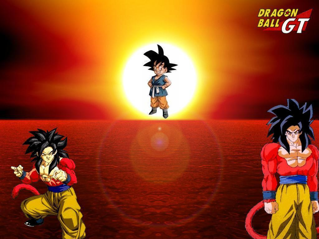 Dragon ball goku wallpapers wallpaper cave - Dragon ball gt goku wallpaper ...