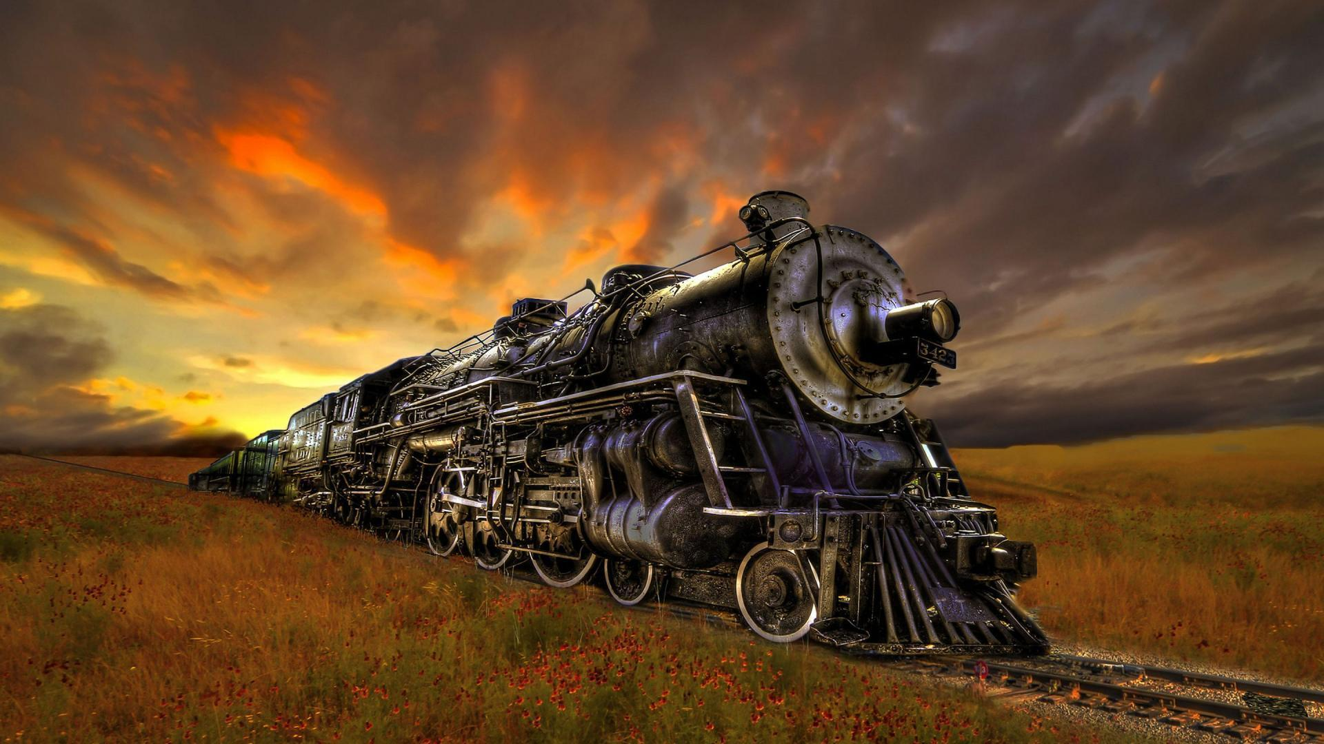 Steam Train Wallpapers Wallpaper Cave