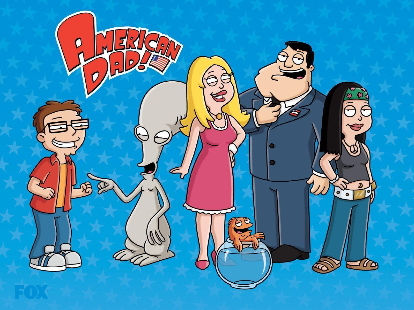 24 American Dad! Wallpapers | American Dad! Backgrounds