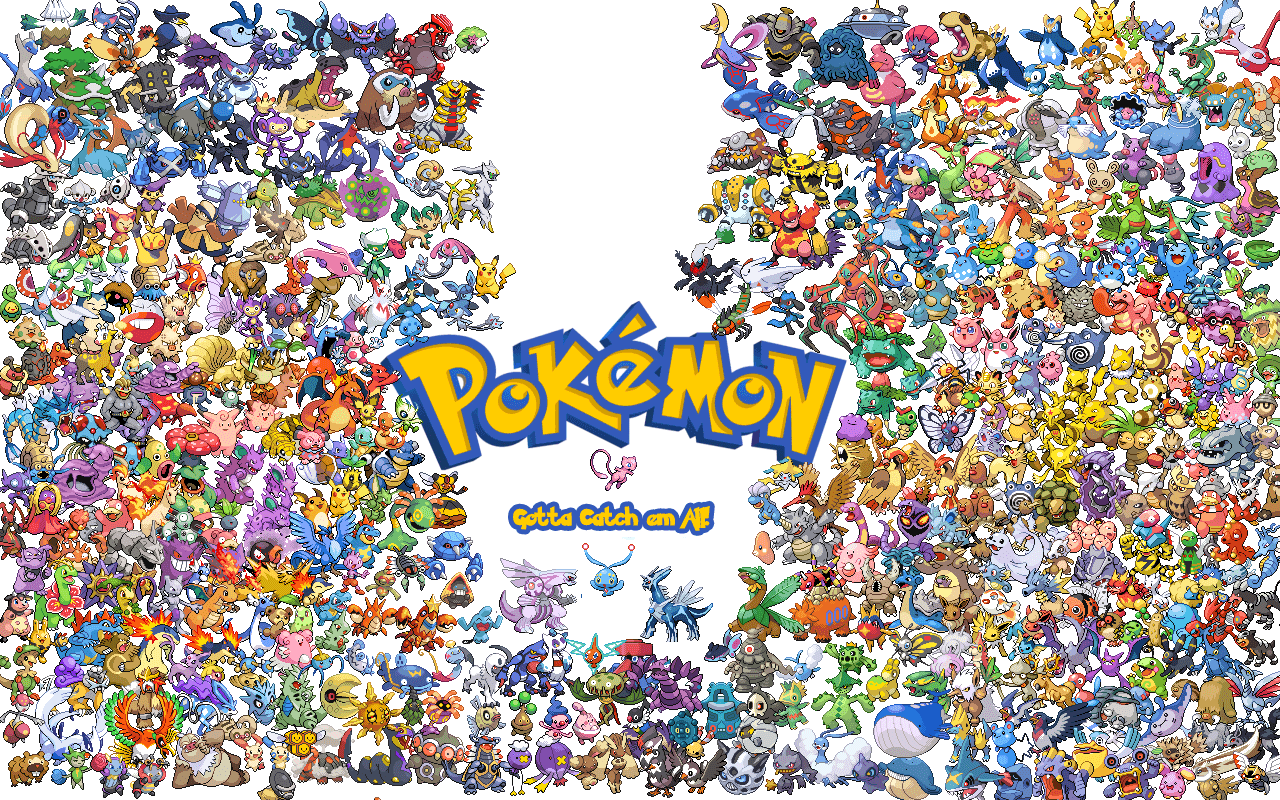 wallpapers pokemon hd - Taringa!