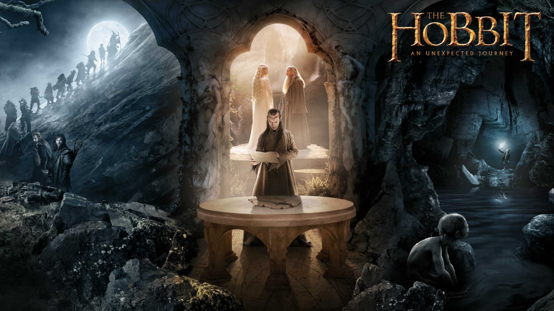 87 The Hobbit An Unexpected Journey Wallpapers