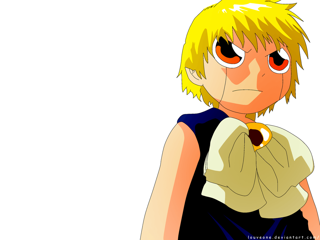 Zatch Bell Brago Vs Zeno Wallpapers Wallpaper Cave