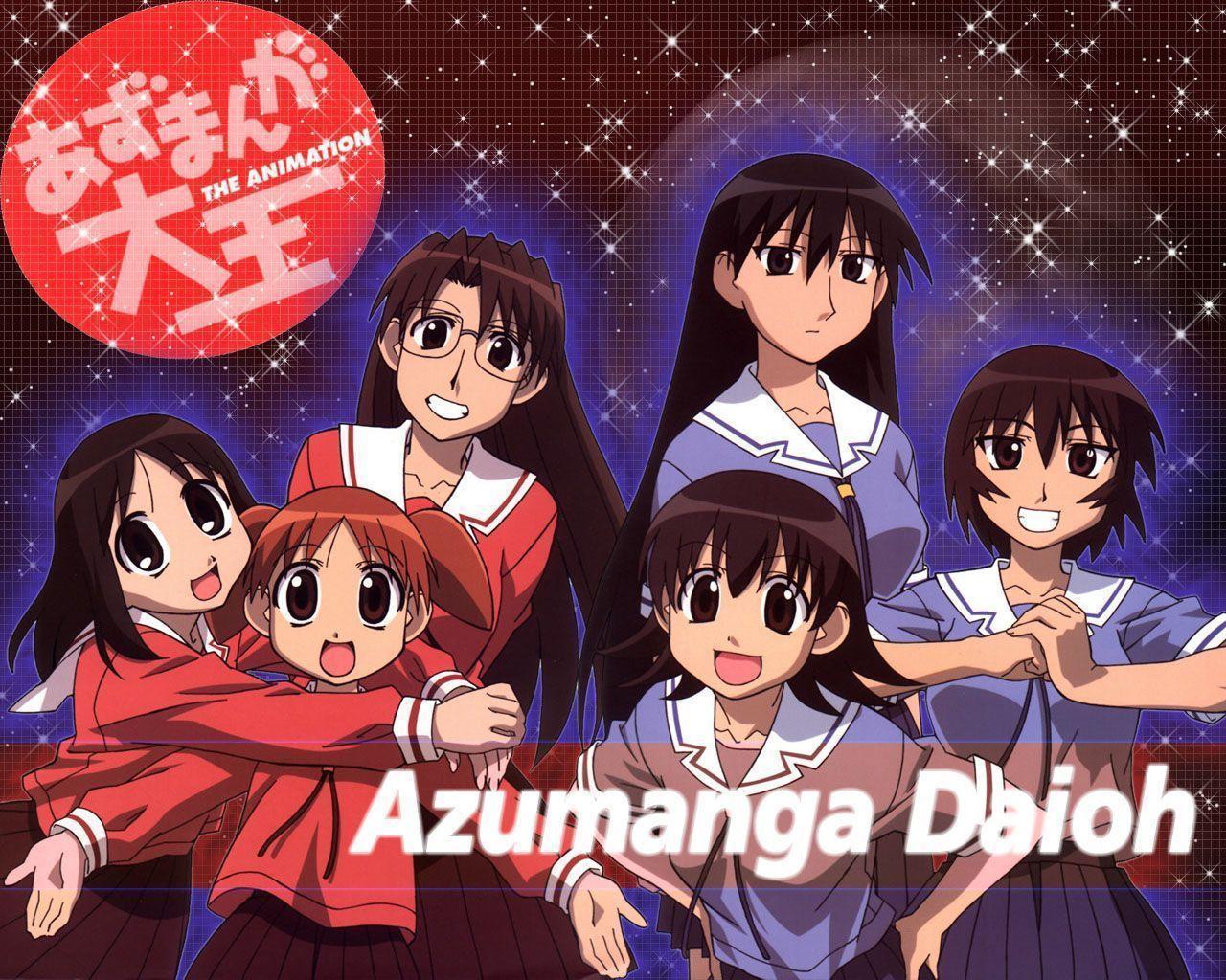 Azumanga daioh fighter download