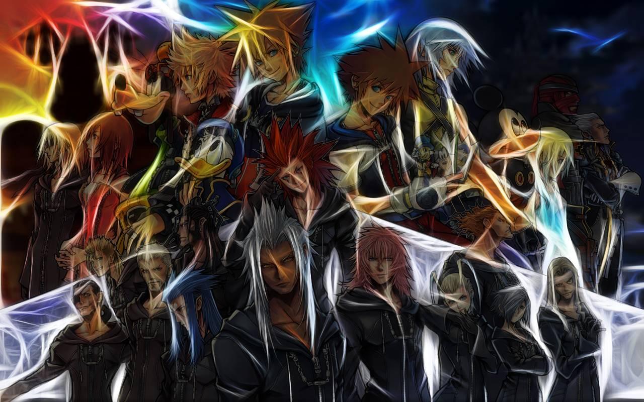 Free Kingdom Hearts Wallpapers - Wallpaper Cave