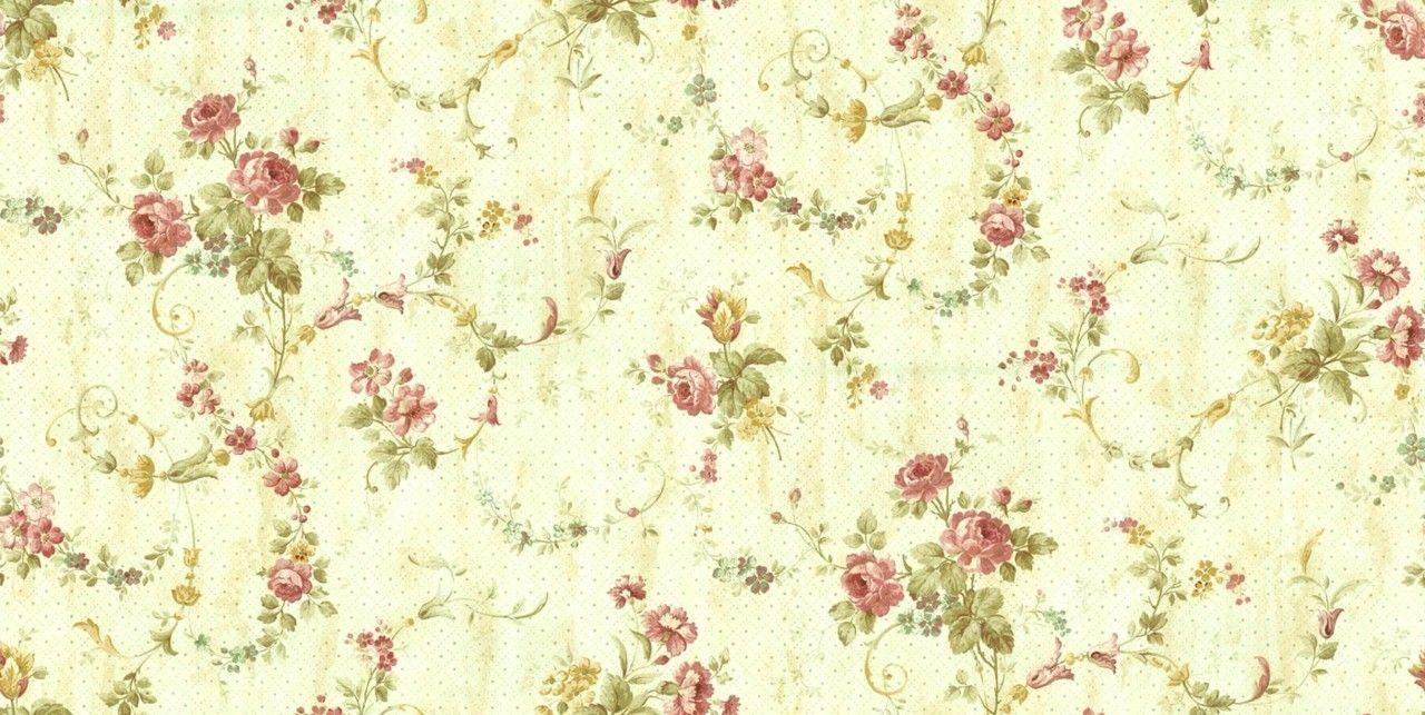 Vintage Flower Backgrounds - Wallpaper Cave