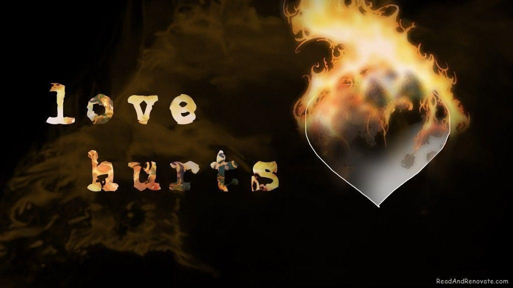 Love Hurt Wallpapers - Wallpaper cave