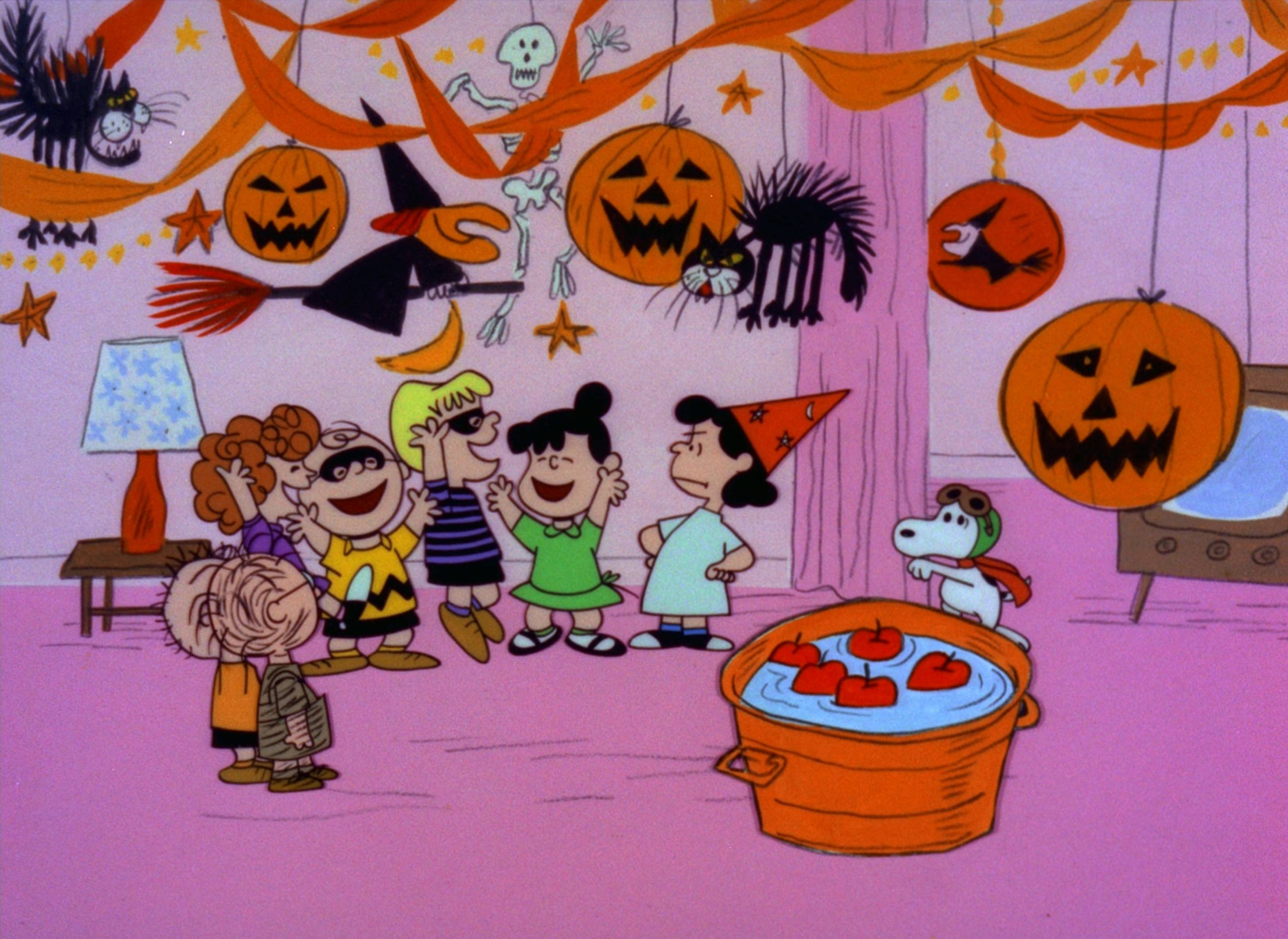 It&The Great Pumpkin, Charlie Brown