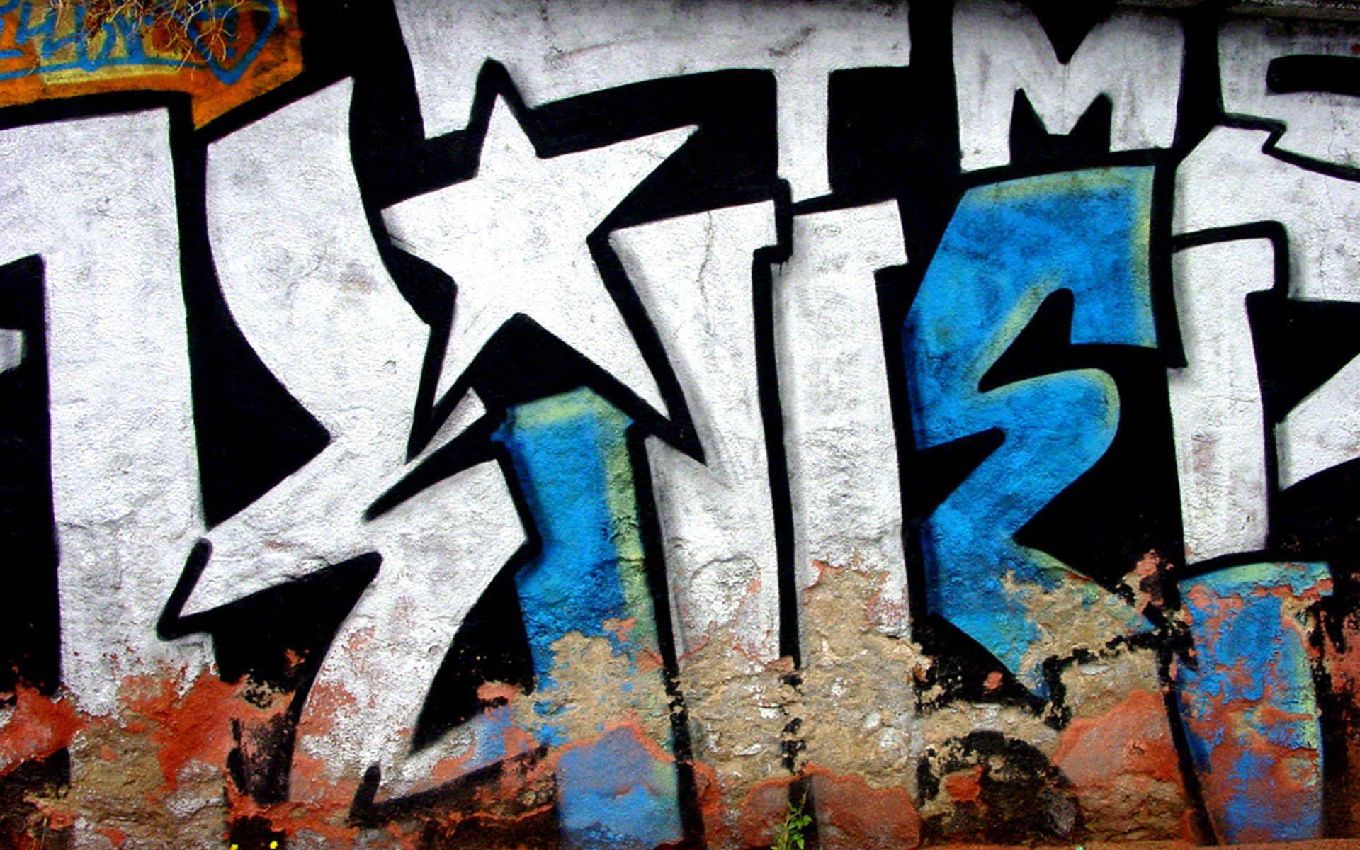 Hd graffiti wallpapers wallpaper cave for Graffiti wallpaper