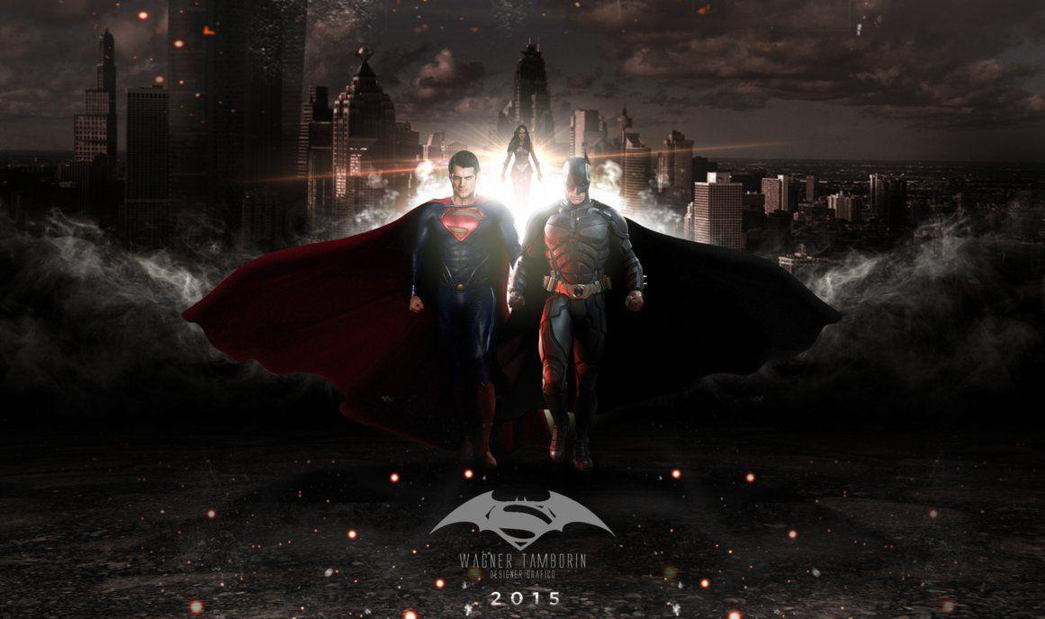 Batman VS Superman Wallpapers by WagnerTamborin
