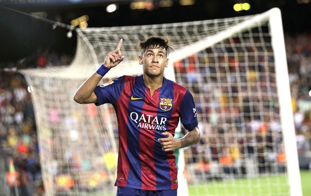 Neymar in doubt for La Liga&opening game