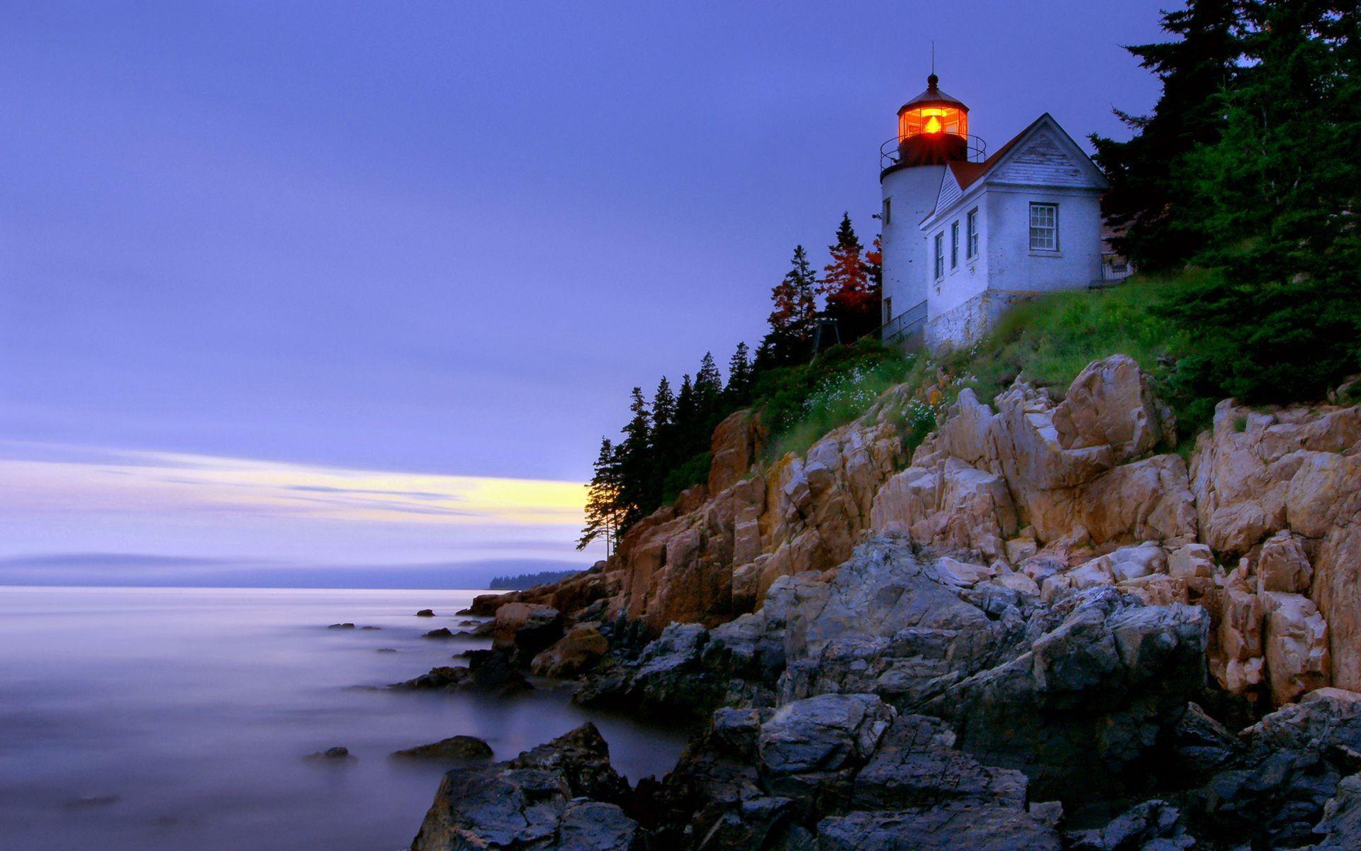 Lighthouse Wallpaper 5620 1920x1200 px ~ FreeWallSource.