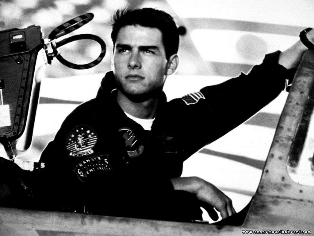 Top Gun Wallpapers - W... Tom Cruise