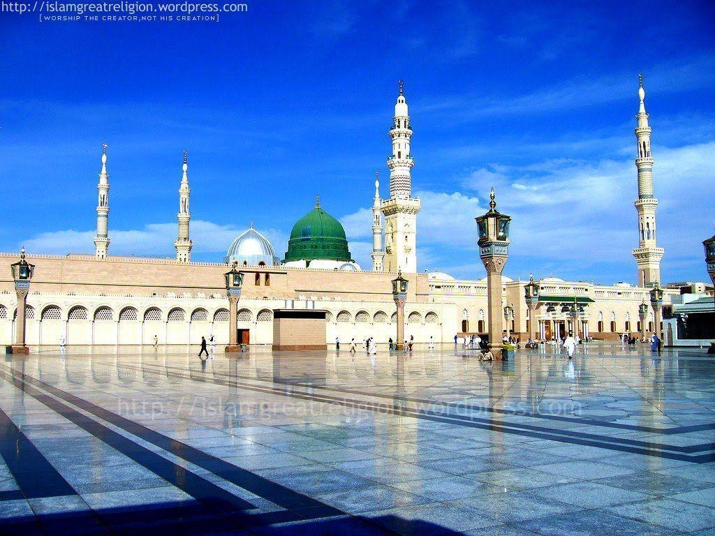 wallpapers of masjid