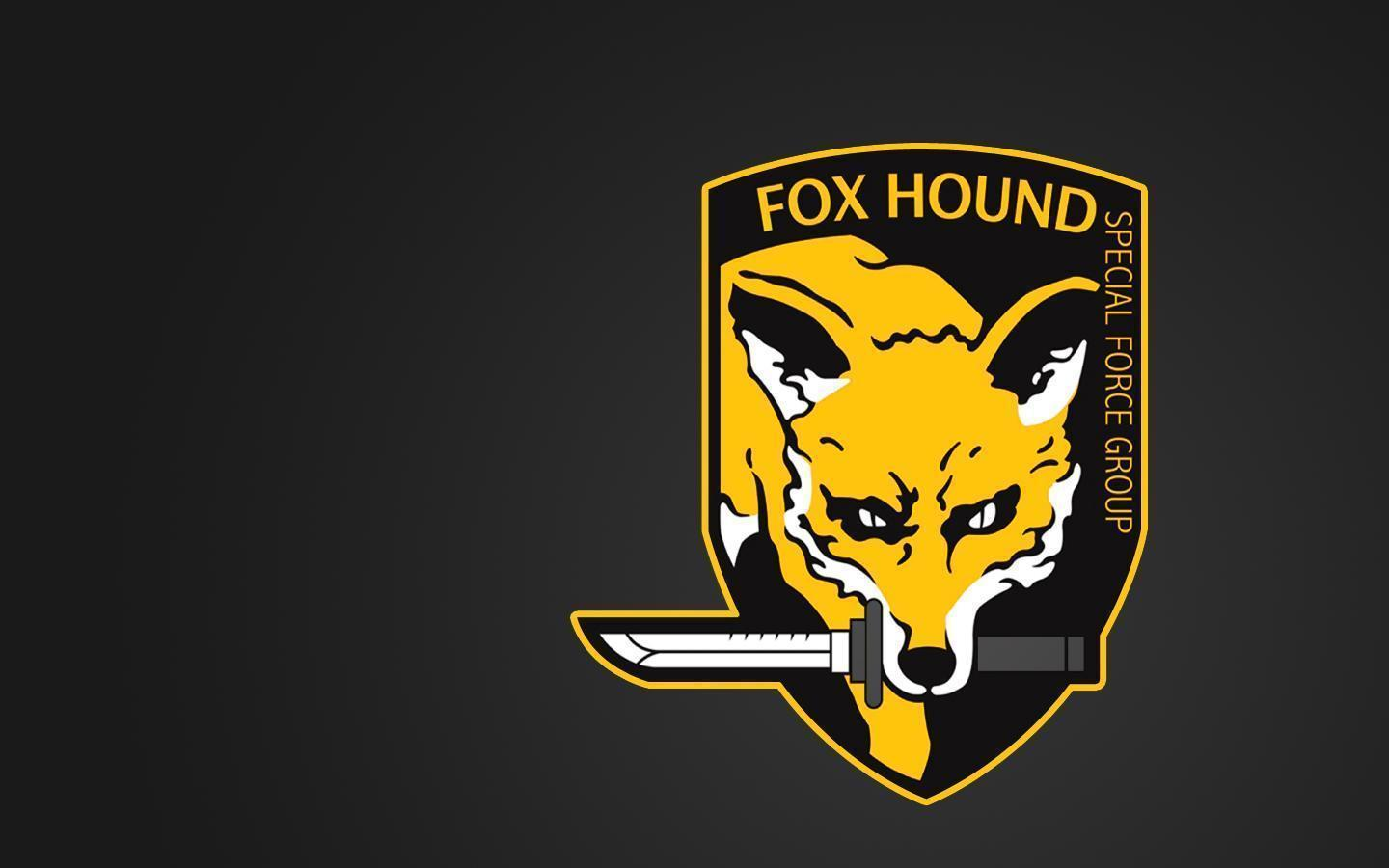 foxhound wallpaper