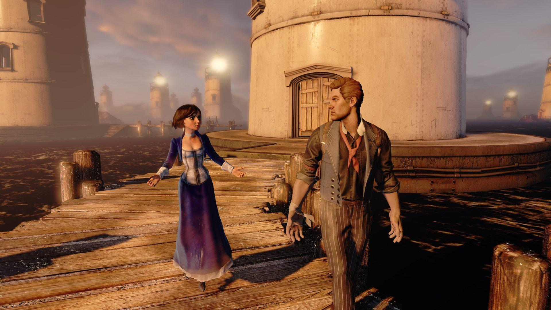 bioshock infinite how to get dlc weapons