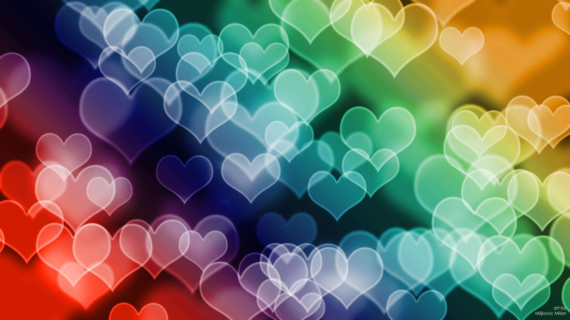 Hearts wallpapers wallpaper cave glowing hearts wallpapers hd wallpapers early voltagebd Images