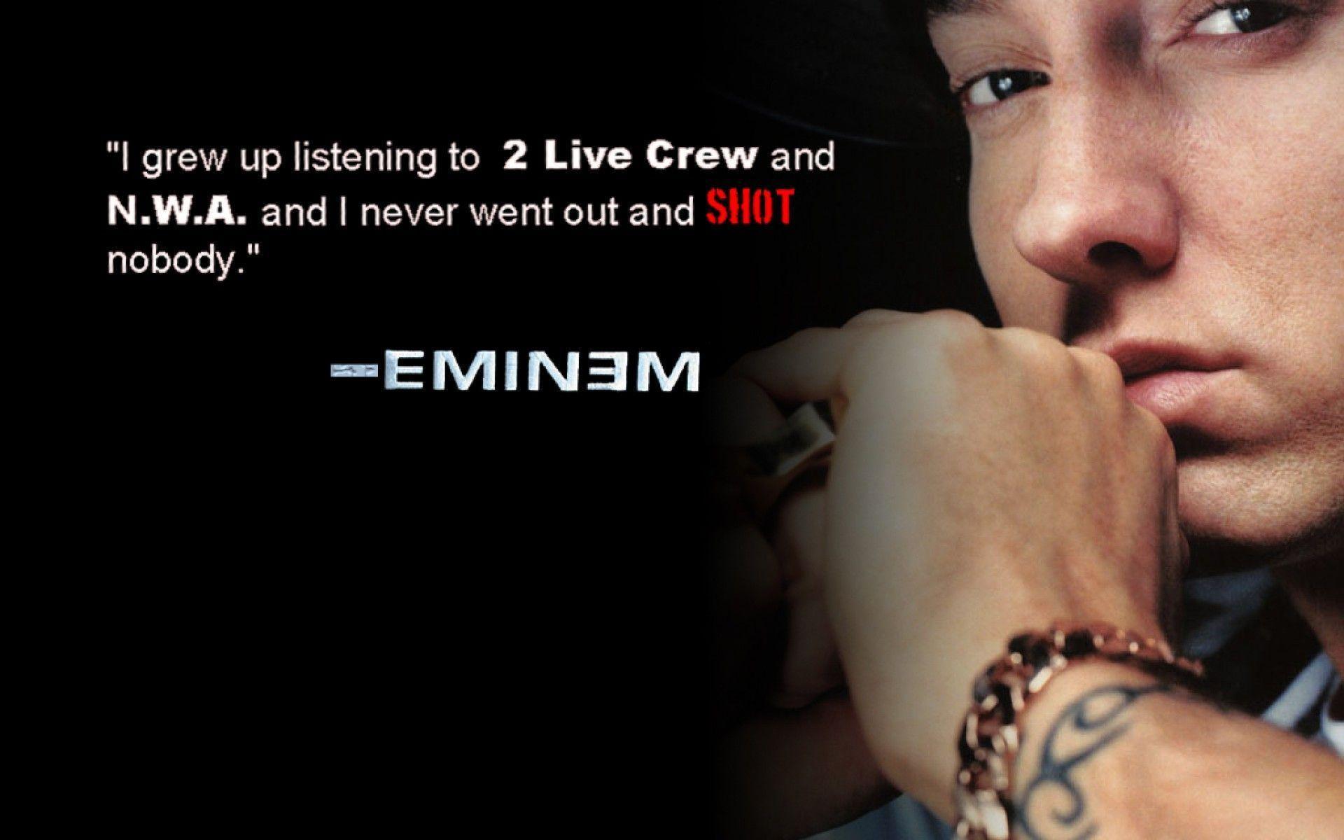 Eminem 23161 - Eminem Wallpaper