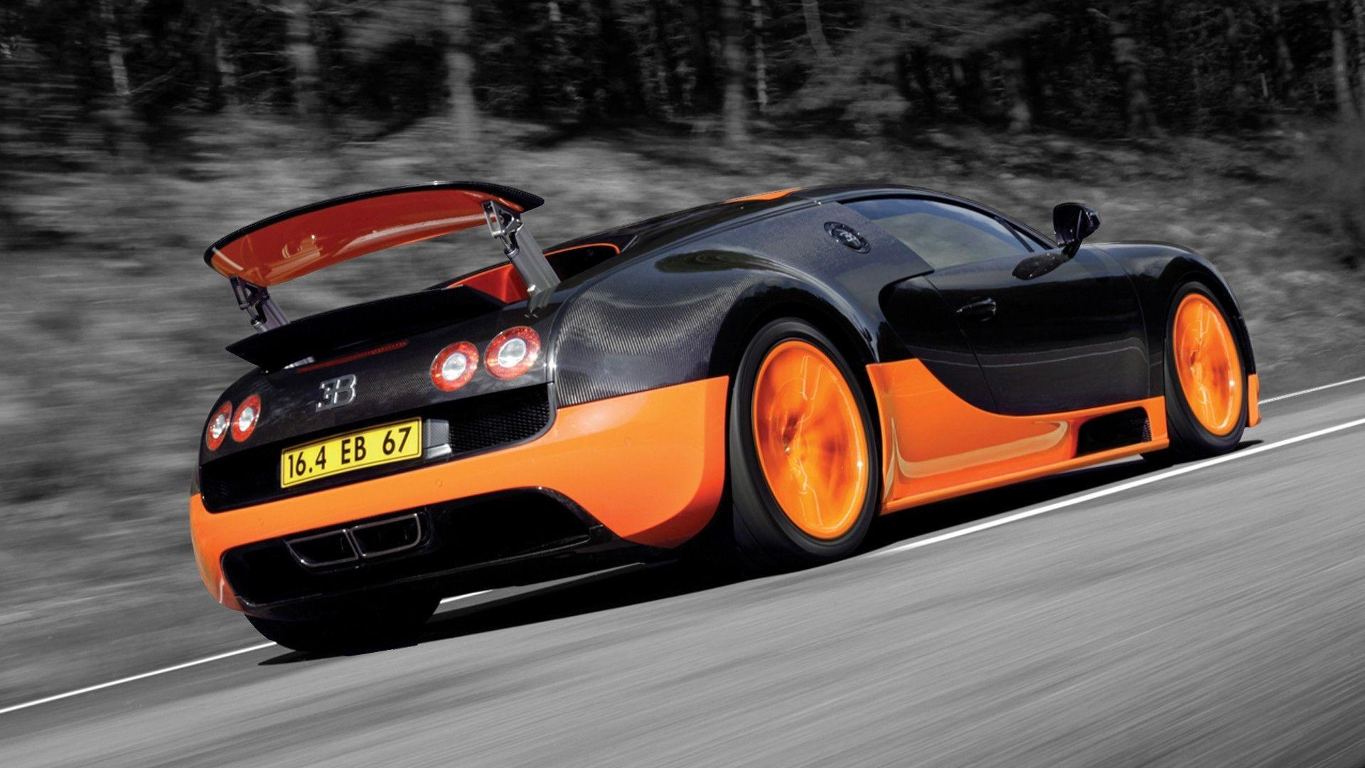 Bugatti Super Sport Wallpaper High Resolution Desktop Wallpaper
