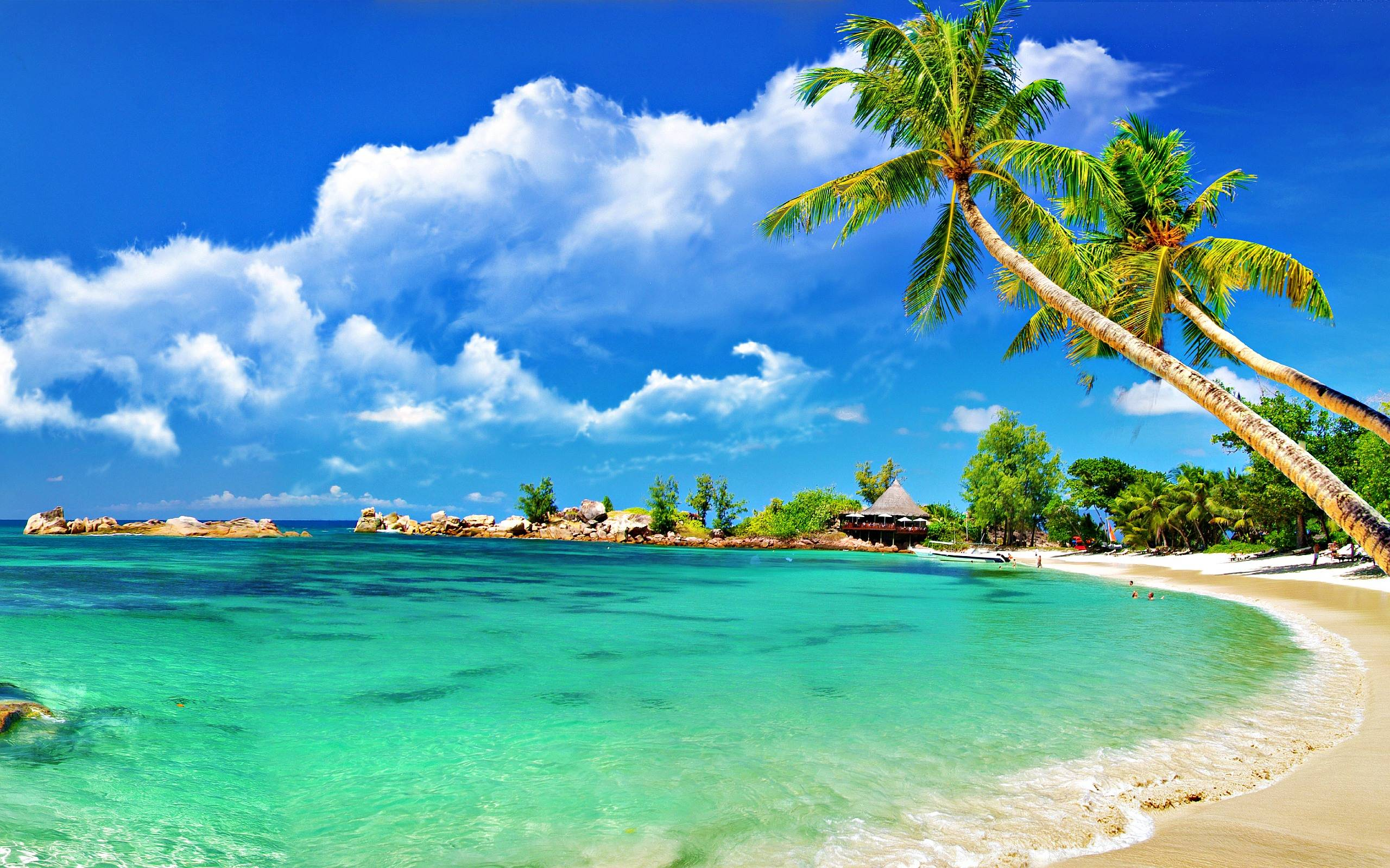 Tropical Beach HD Wallpapers - HD Wallpapers Inn