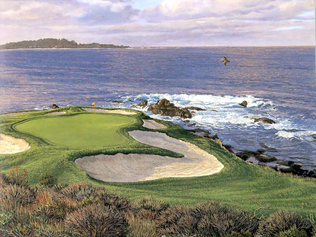 Pebble beach wallpapers wallpaper cave for Pebble beach collection