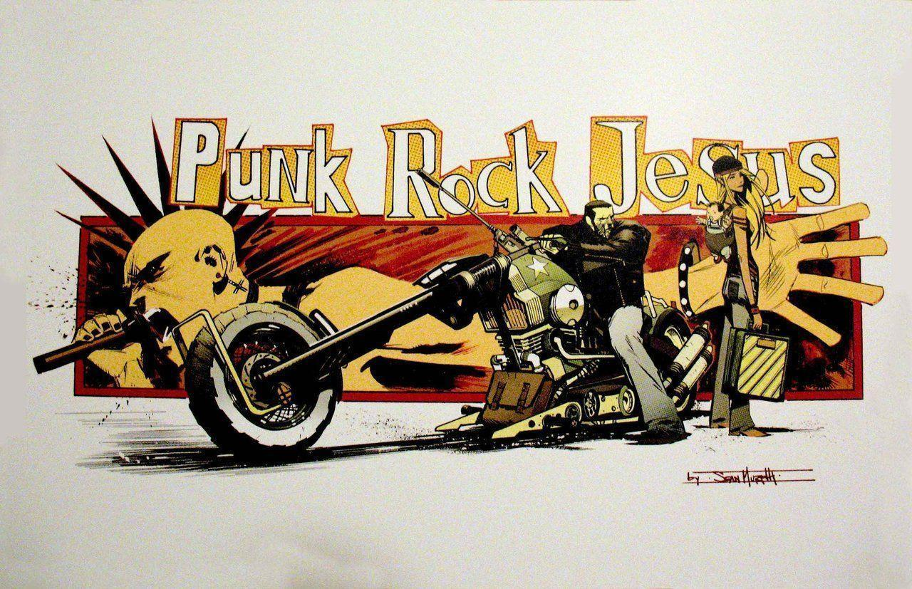 3 Punk Rock Jesus Wallpapers | Punk Rock Jesus Backgrounds