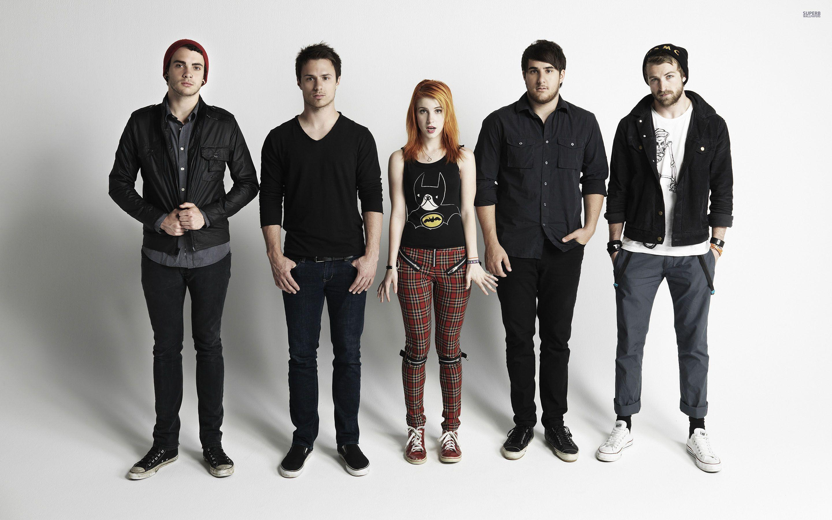 Paramore 2015 Wallpapers - Wallpaper Cave