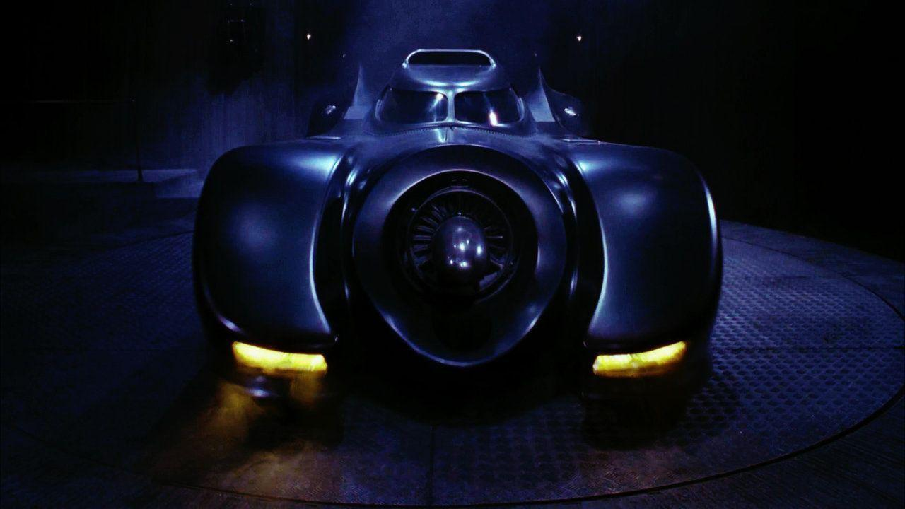Batmobile Wallpapers