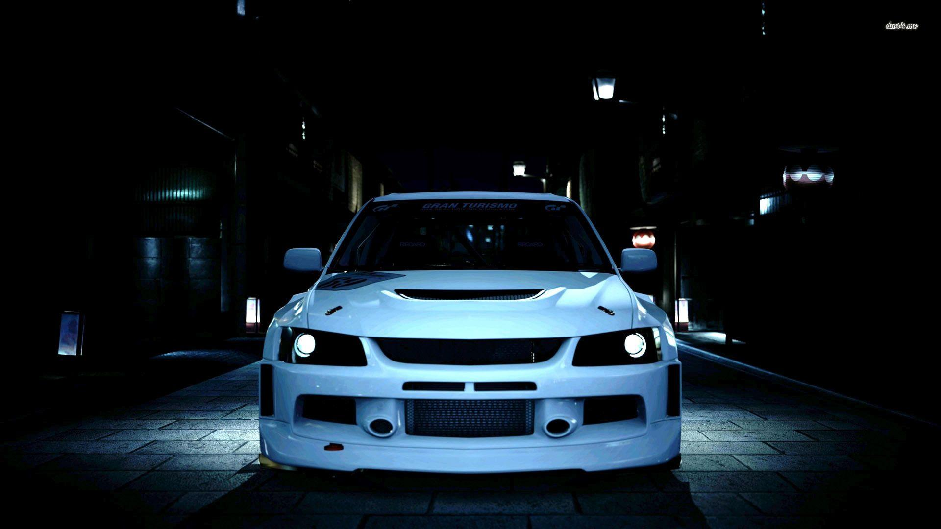 lancer evo wallpapers wallpaper cave