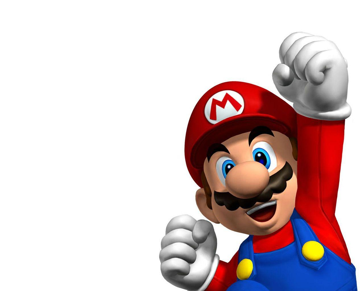 Mario Computer Wallpapers, Desktop Backgrounds 1280x1024 Id: 36177