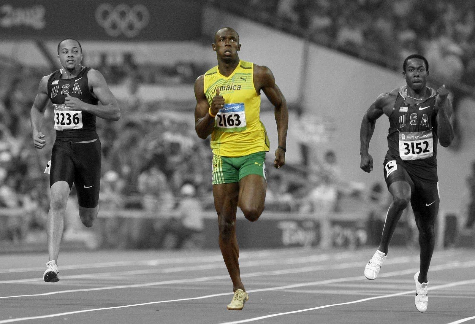 Usain Bolt Wallpapers | Wallpaper Albums