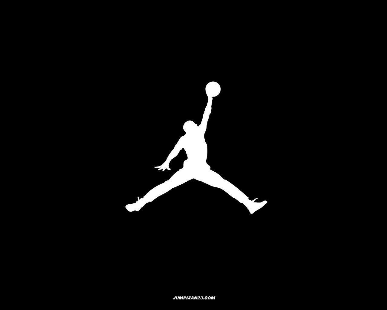 Hd michael jordan wallpapers wallpaper cave - Jordan jumpman logo wallpaper ...