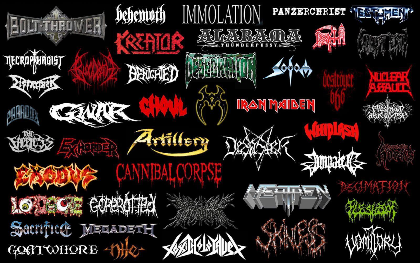 hardcore heavy metal bands