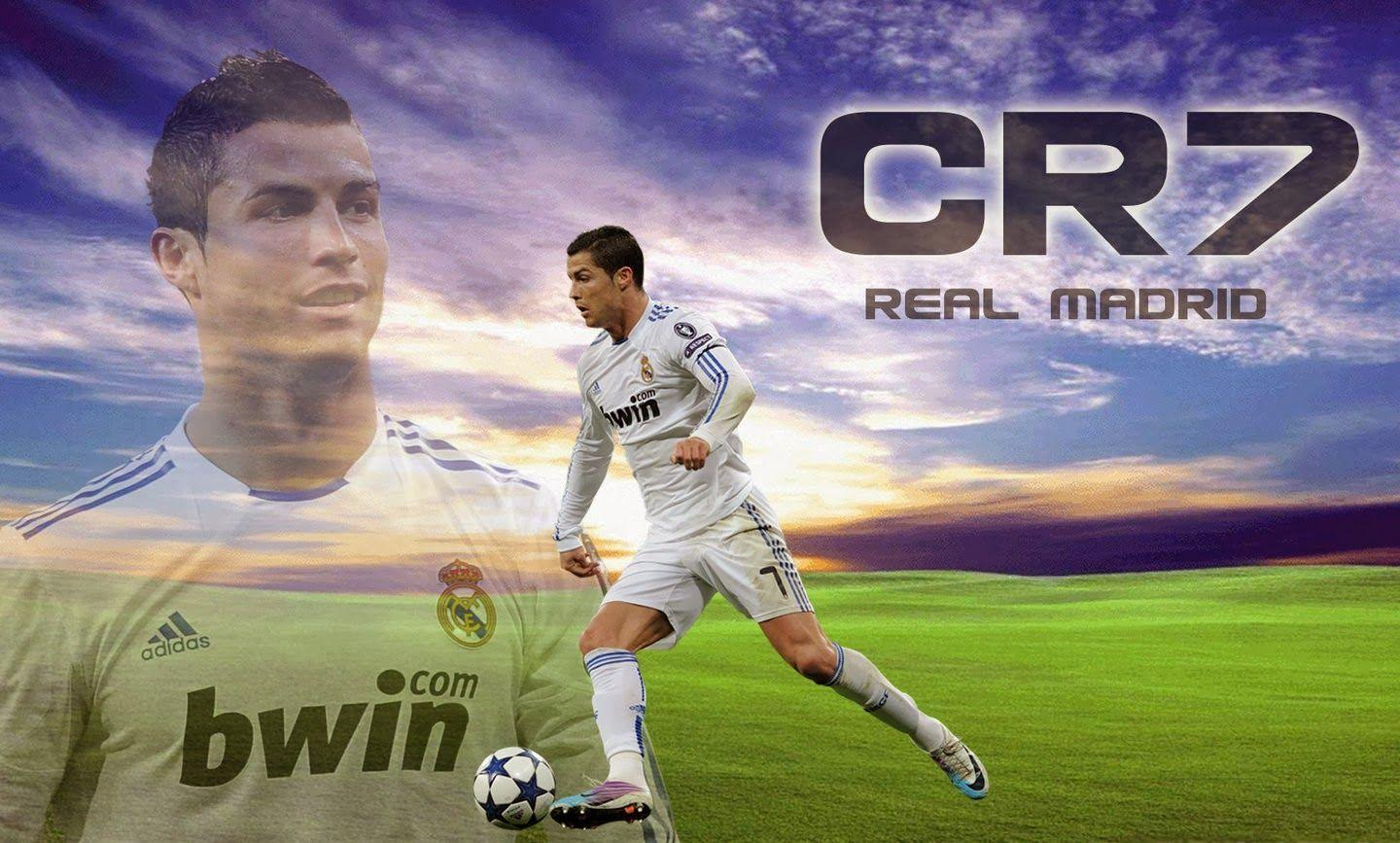 Wallpaper CRonaldo Real Madrid 2014