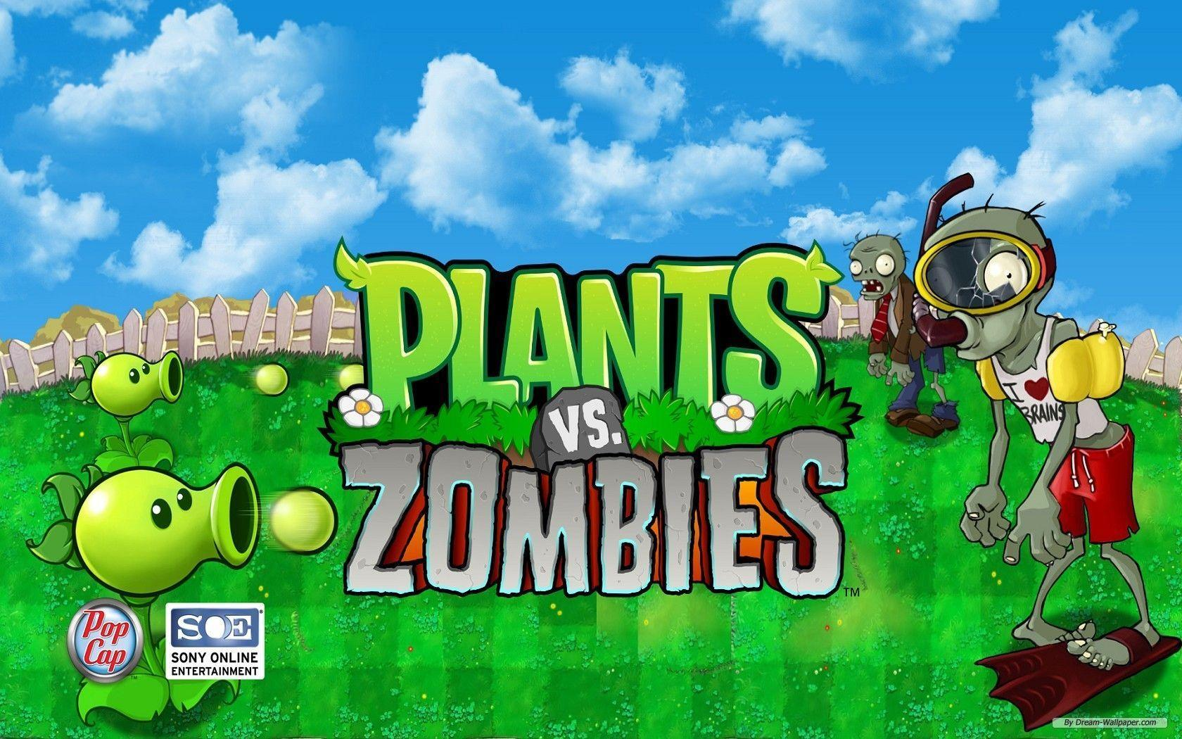 Plants vs. Zombies Wallpapers - HD Wallpapers Inn