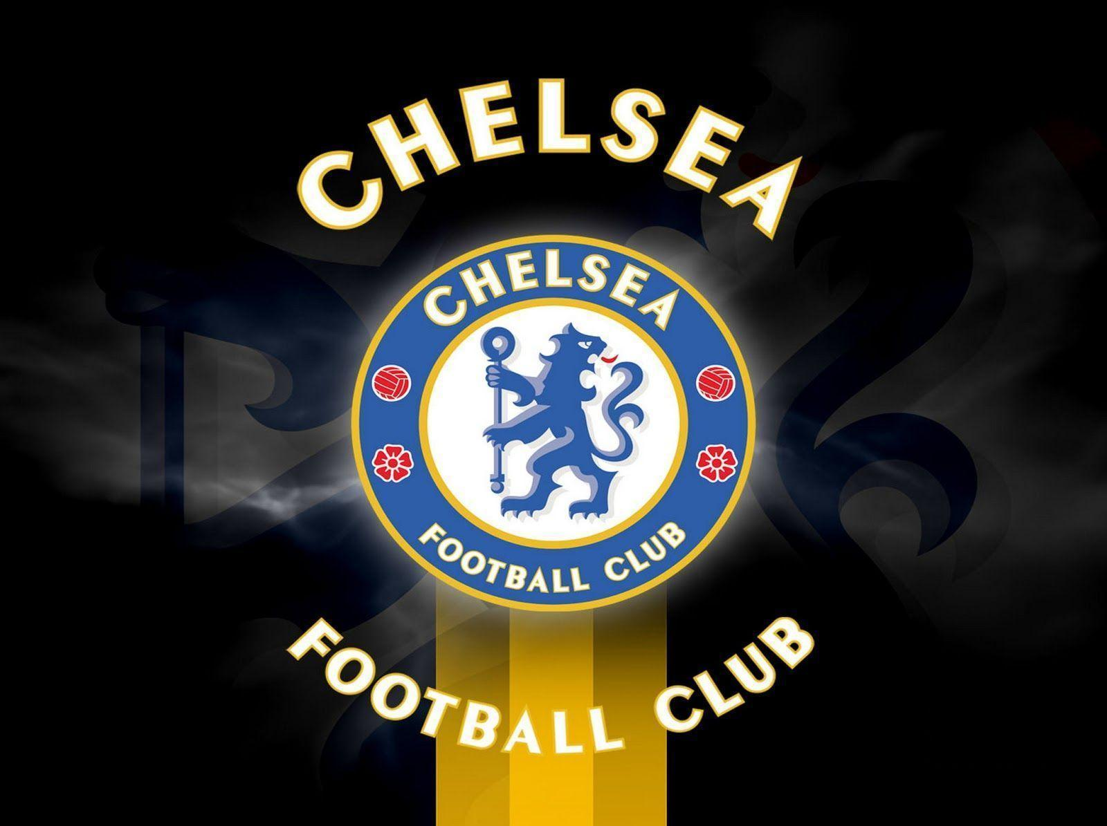 Top Football Wallpapers: Chelsea FC Logo Wallpapers 2012