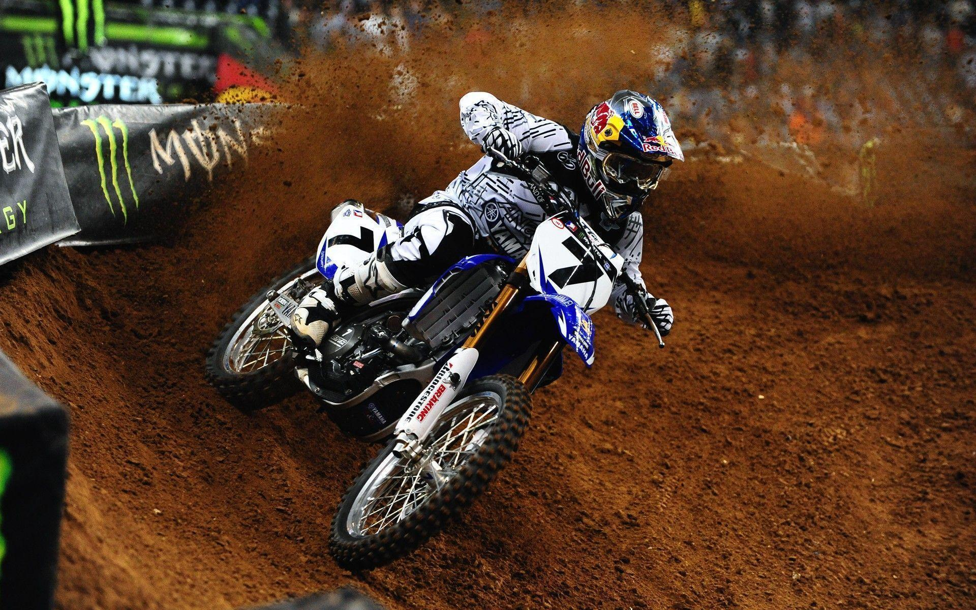 Motocross Wallpapers - Wallpaper Cave Race 2 Wallpapers Hd