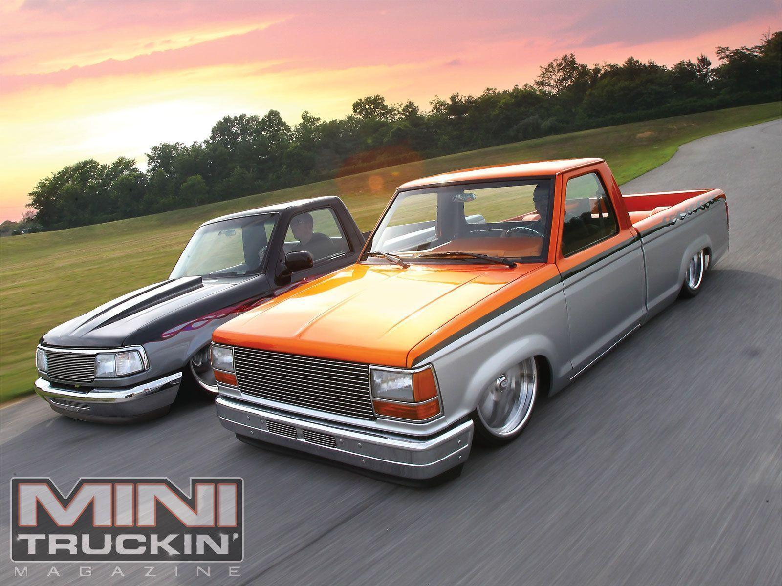 Mini Truckin Wallpapers