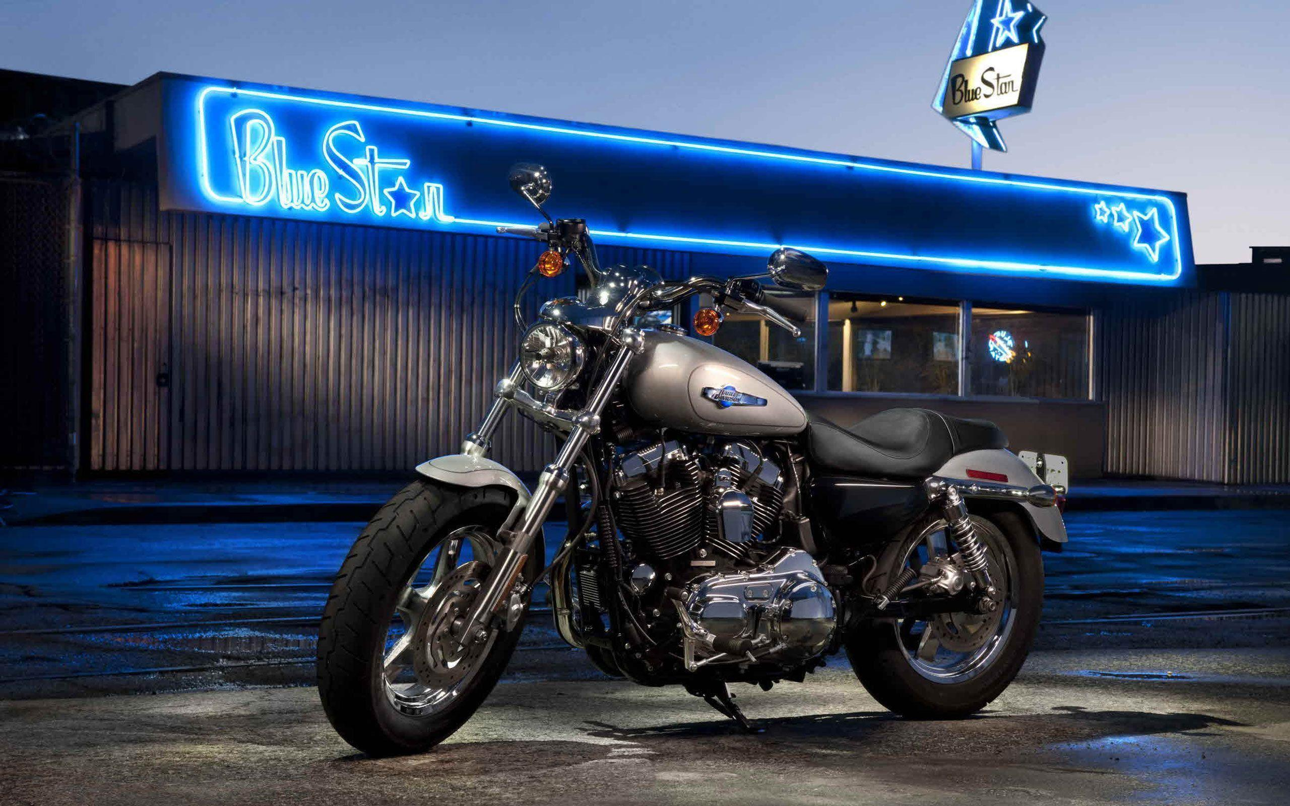 Free Download Harley Davidson Sportster Usd Hd Wallpaper Car Pictures