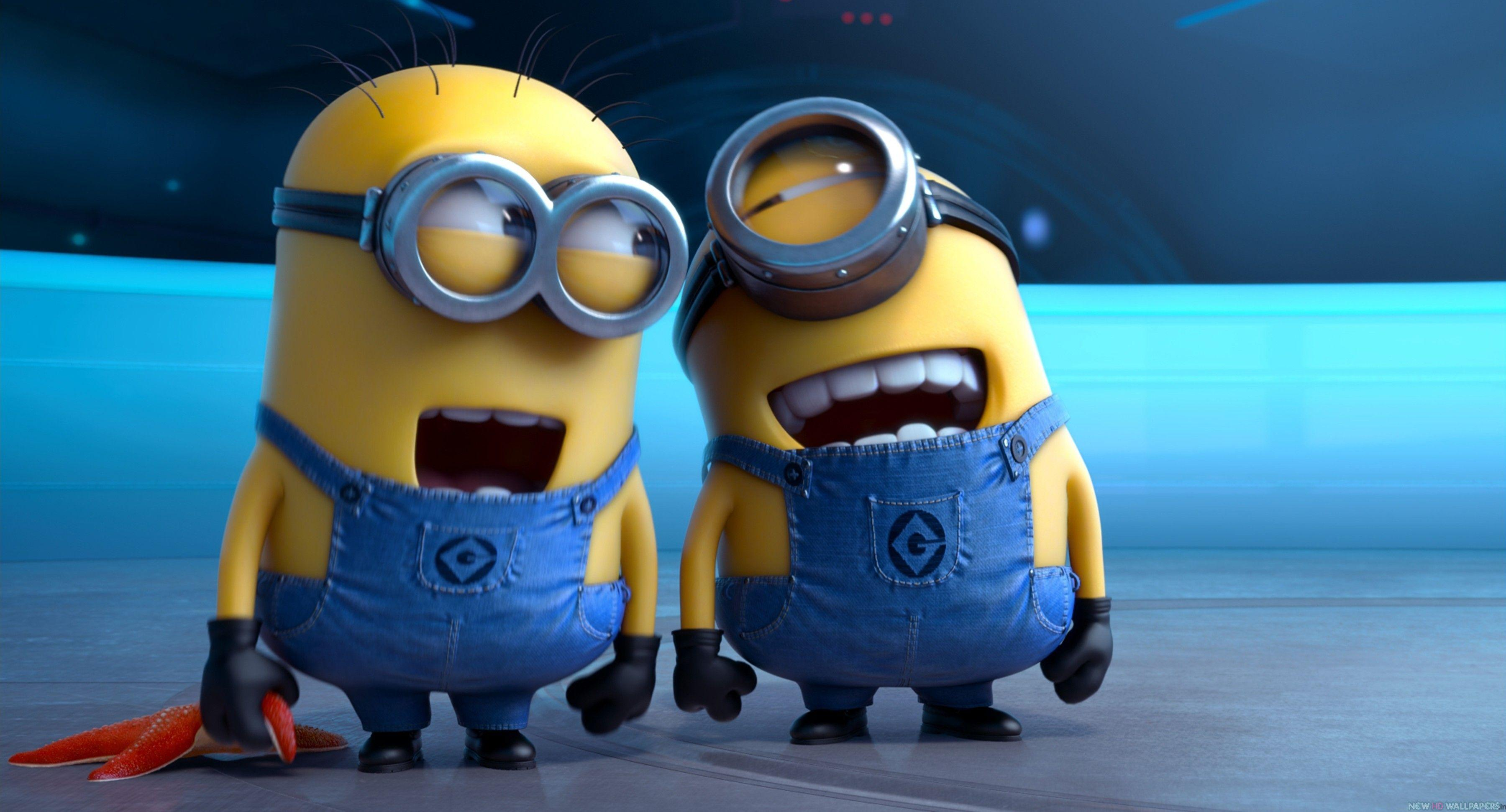 Despicable Me Minions Wallpapers Wallpaper