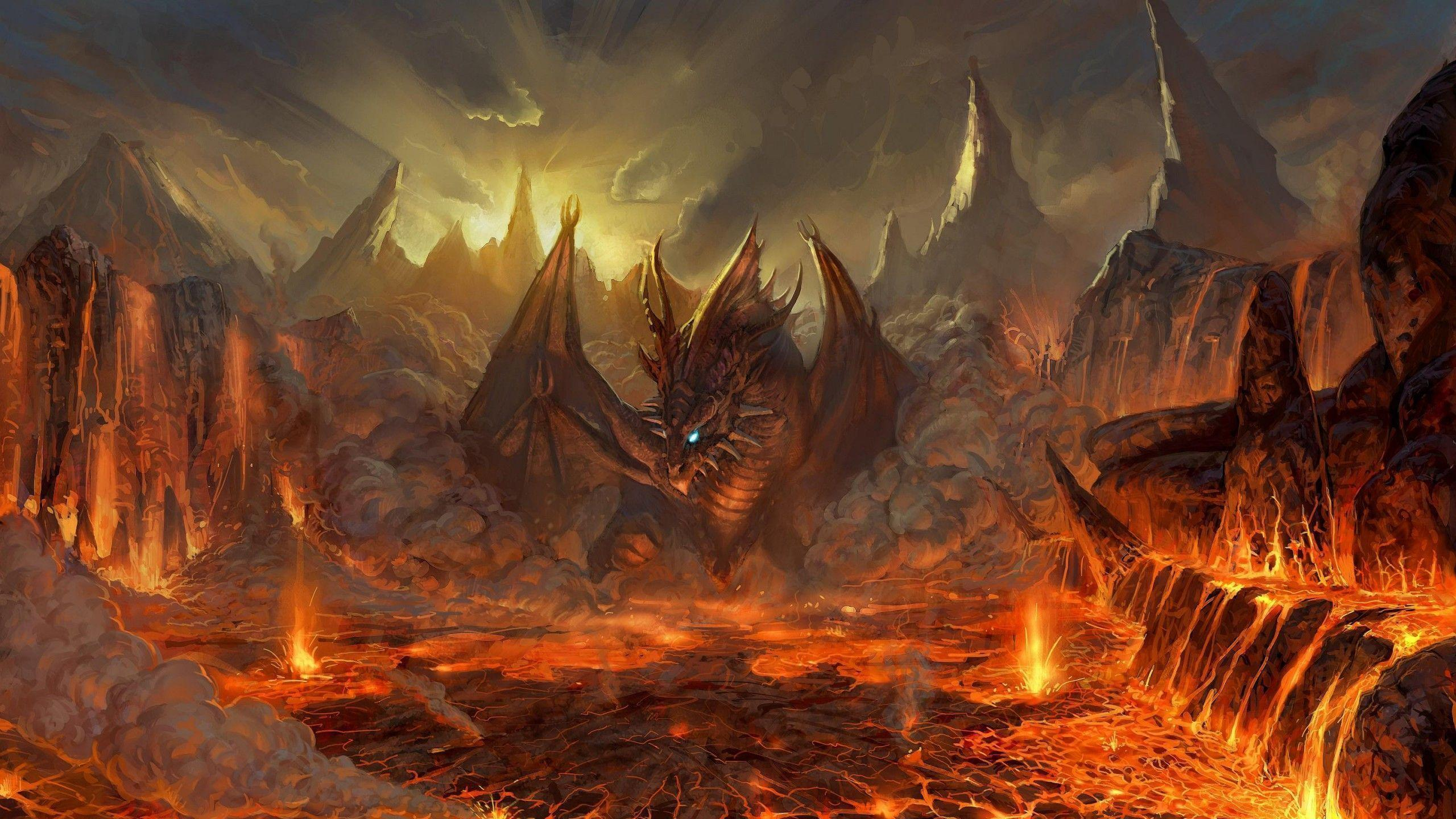 Fire dragon wallpapers wallpaper cave for Good home wallpaper