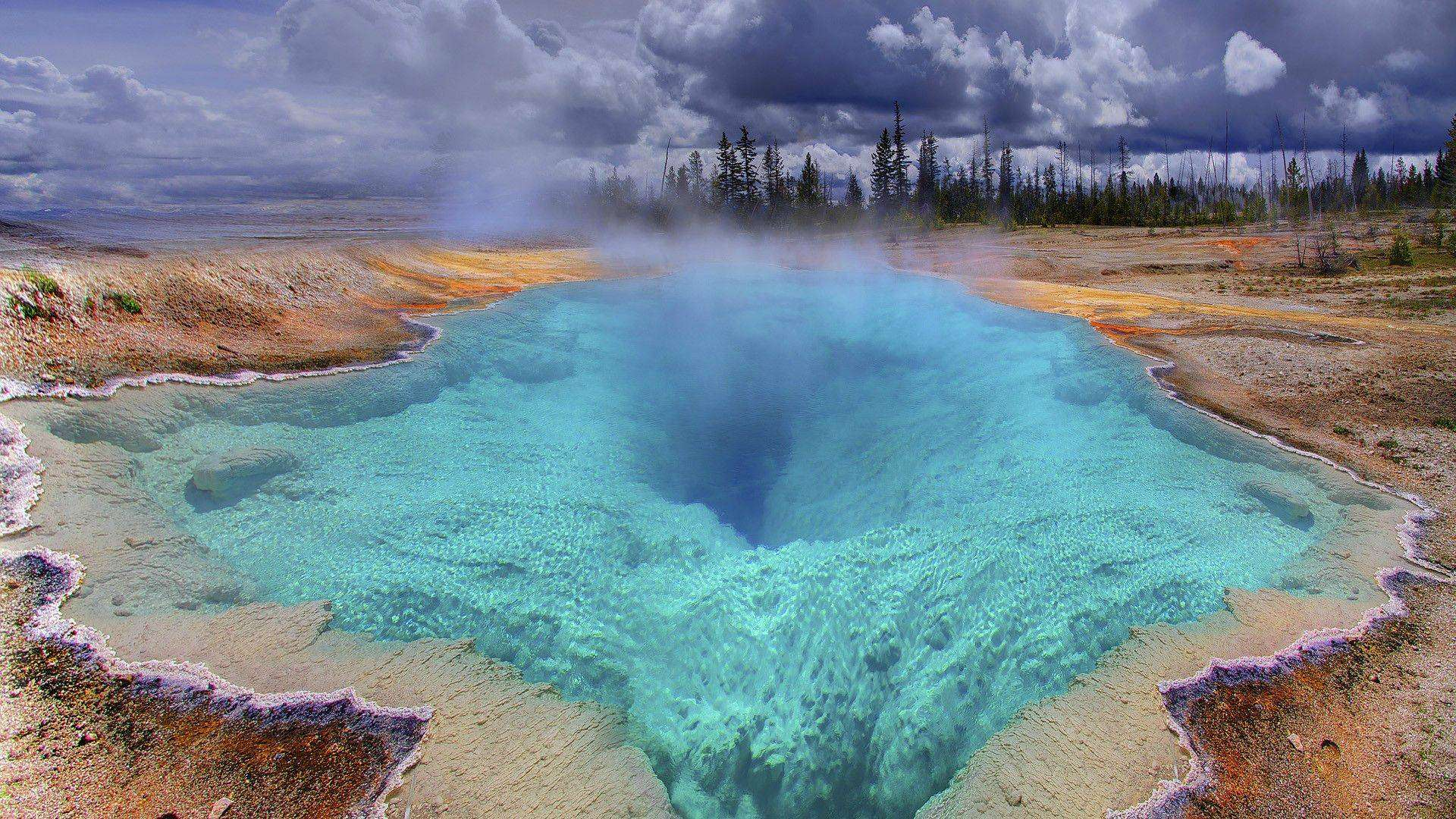 yellowstone wallpapers wallpaper cave
