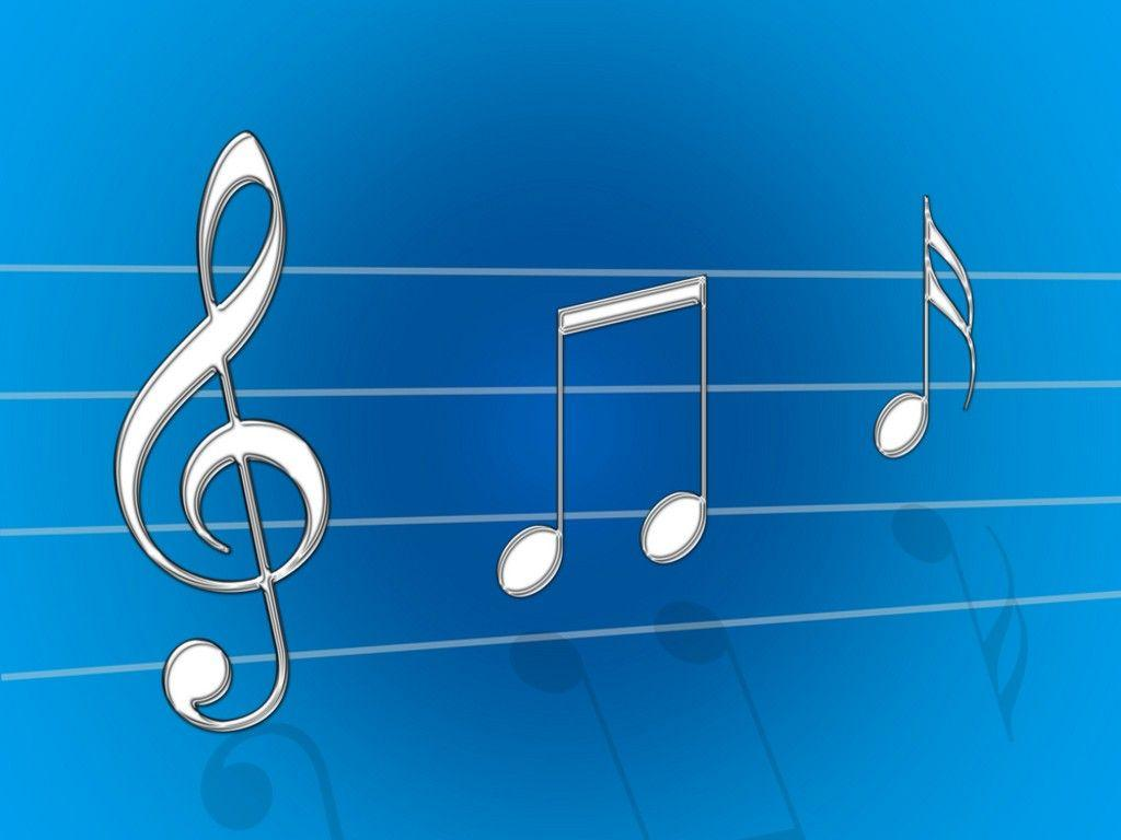 Blue Music Notes Background Hd Pictures 4 HD Wallpapers | isghd.com
