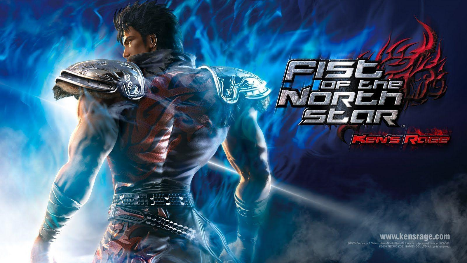 Fist Of The North Star Wallpapers Wallpaper Cave