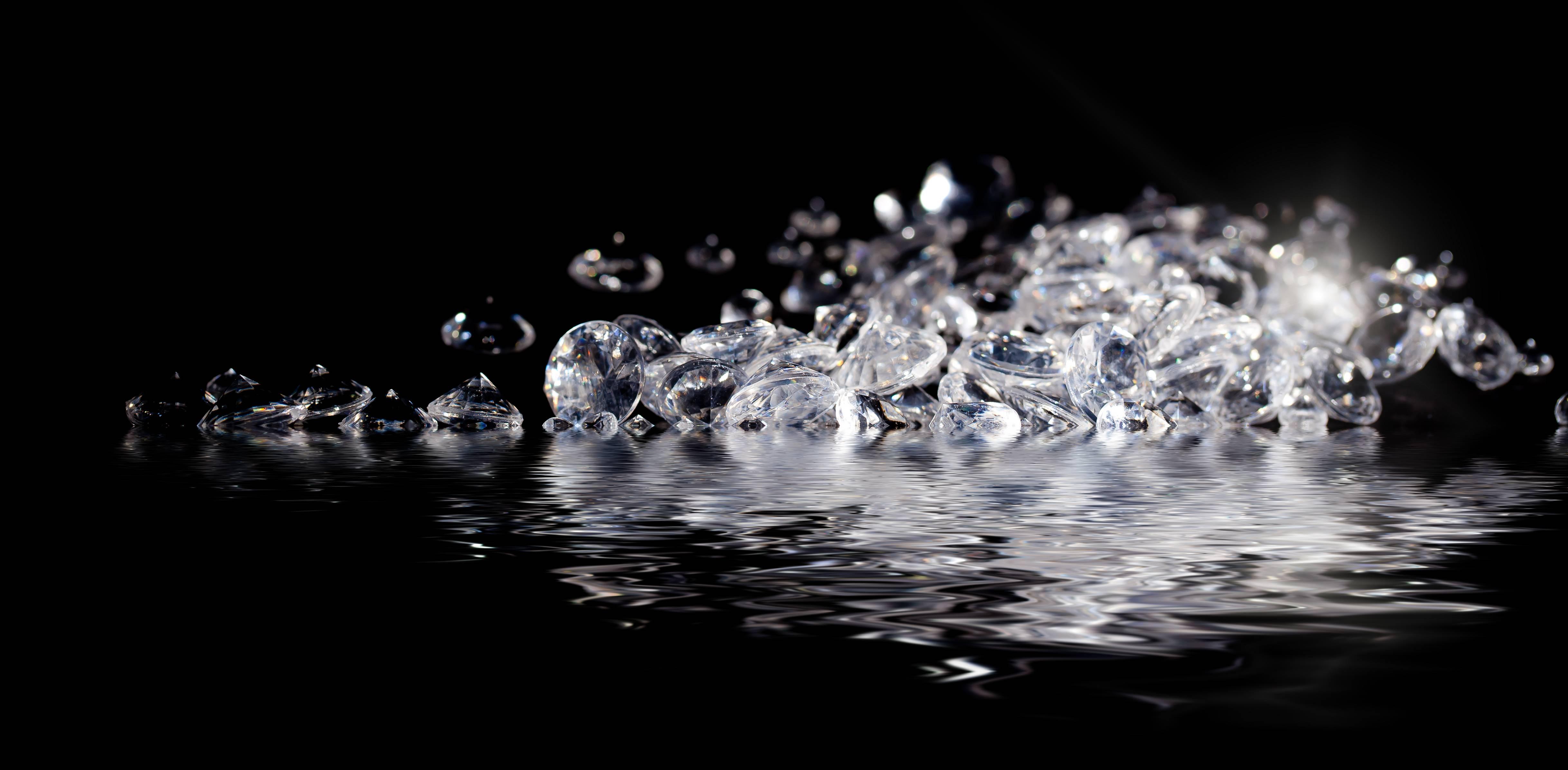 white diamond background - photo #39