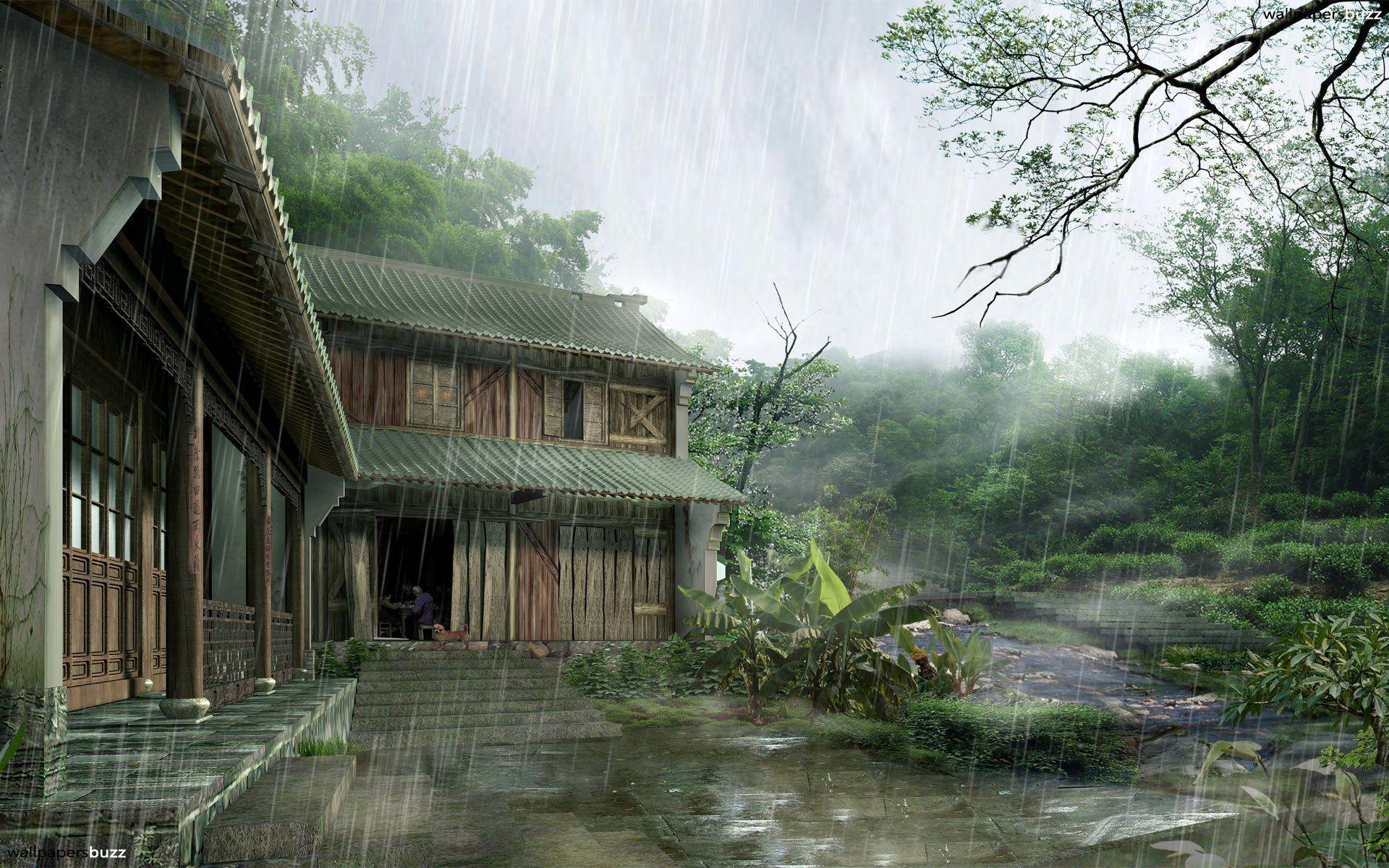 Beautiful Rain HD Wallpapers - HD Wallpapers Inn