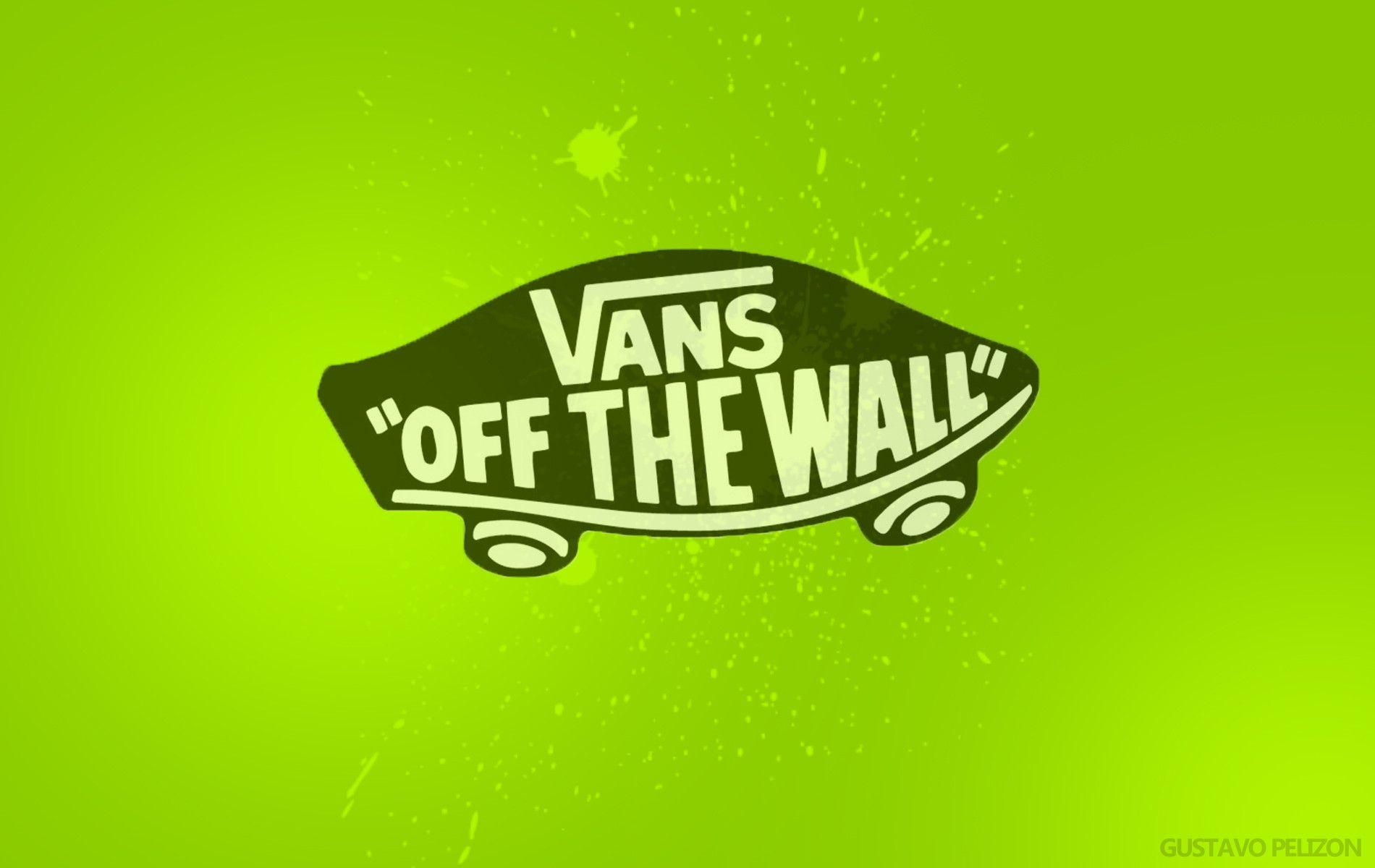Wallpapers For > Vans Logo Wallpaper Hd