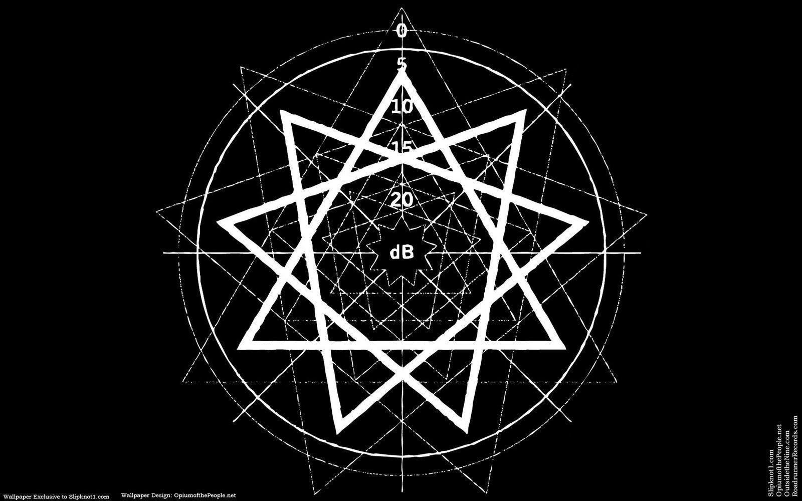 Satanic Pentagram Wallpapers Wallpaper Cave