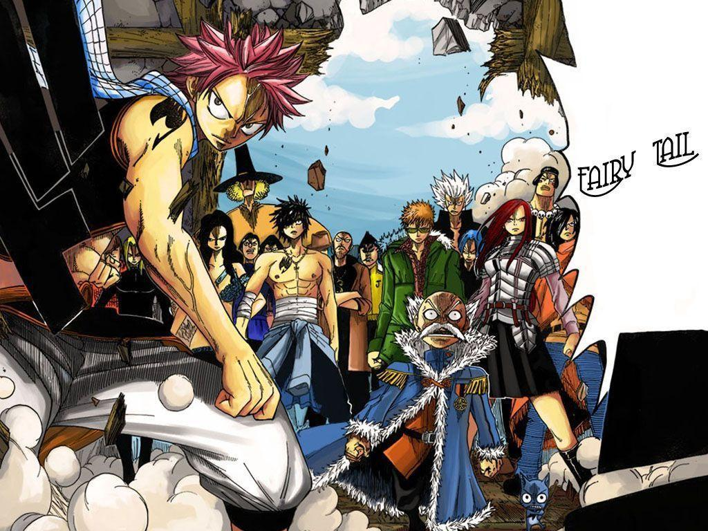 Fairy Tail Wallpapers HD Resolution