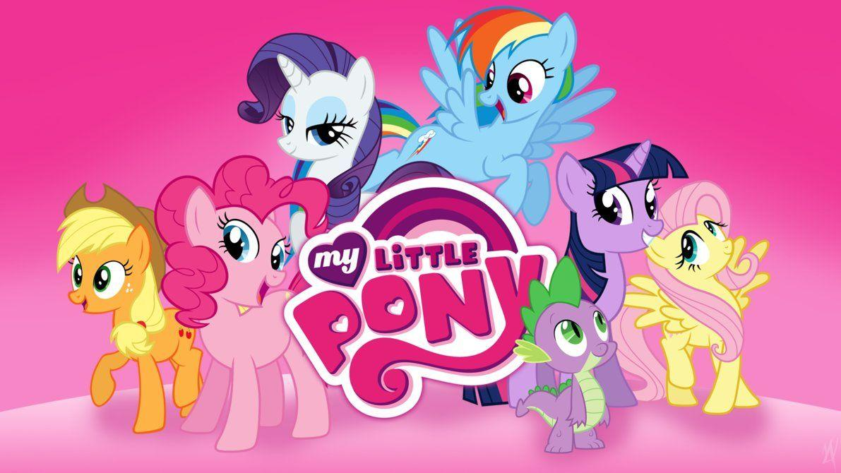 My Little Pony Wallpaper | Download Wallpapers