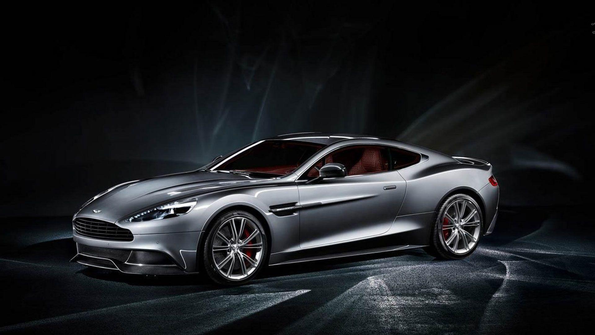 Aston Martin Vanquish Wallpapers Wallpaper